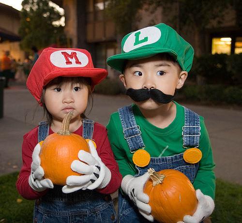 0 - Koopa Troopa Halloween Costume