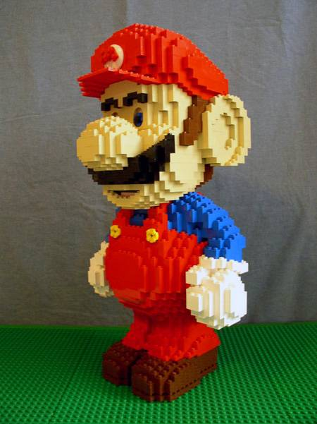 bowser 39 s blog lego mario. Black Bedroom Furniture Sets. Home Design Ideas