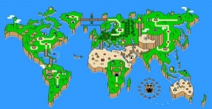 super mario earth