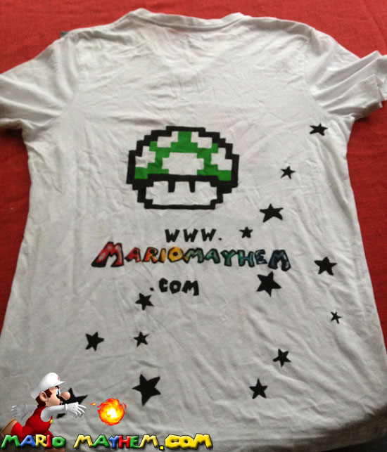 mariomayhem t-shirt back