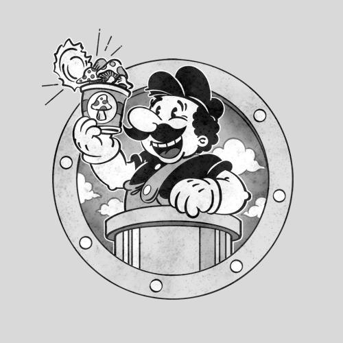 Mario Popeye