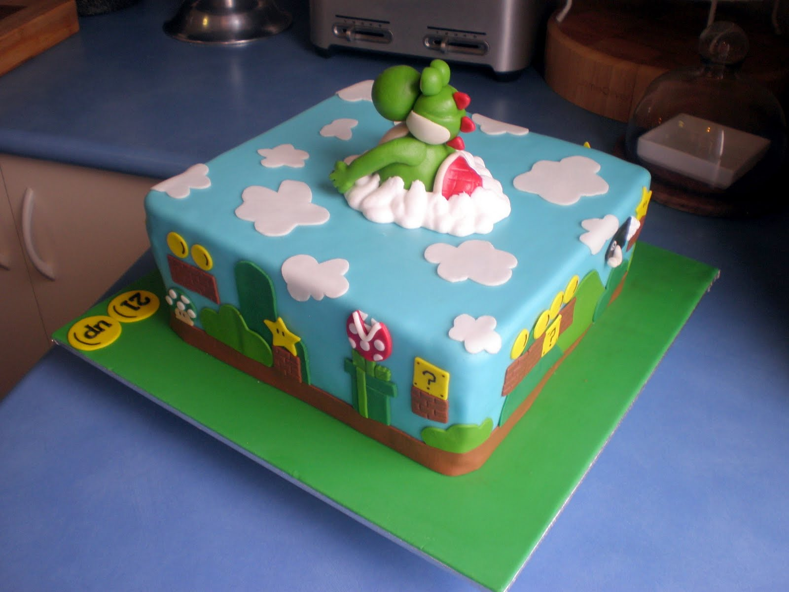 Bowsers Blog 15 of the Best Super Mario Cakes EVER