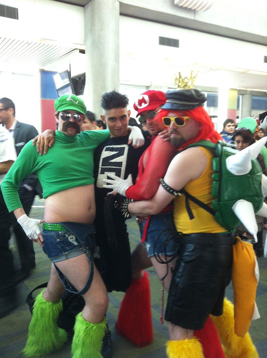 Bowser S Blog 8 Really Bad Super Mario Costumes