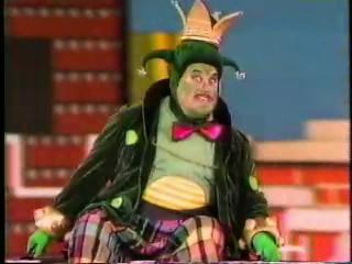 icecapades King koopa costume