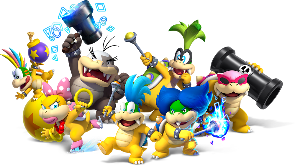 koopalings ages