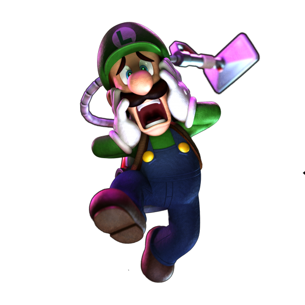luigis mansion super mario sunshine