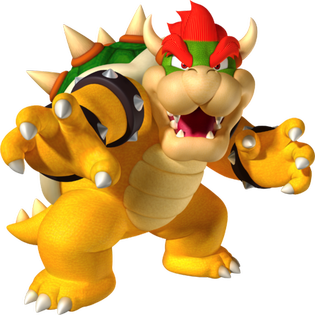 bowser jr love