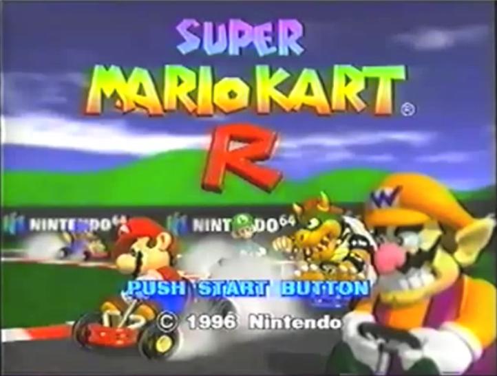 Super_Mario_Kart_R_Title_Screen