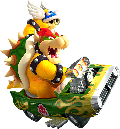 bowsers sweet rides