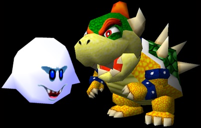 Bowser-Boo laugh