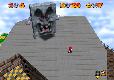 Whomp King sm64