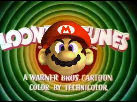 super mario 64 looney tunes voices
