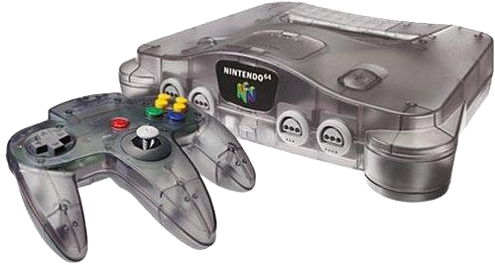 Bowser 39 s blog bestselling nintendo consoles and their top selling game - Super nintendo 64 console ...